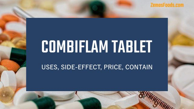 Combiflam Tablet Uses, Side Effect in Hindi
