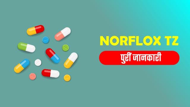 Norflox TZ Uses in Hindi