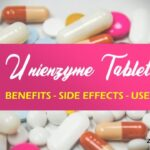 unienzyme tablet uses & side effects in hindi