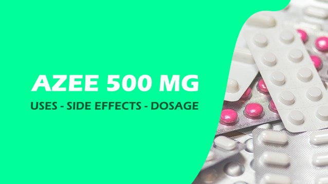 Azee 500 mg in hindi