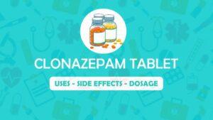 CLONAZEPAM TABLET IN HINDI