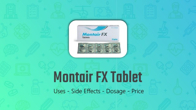 montair fx tablet
