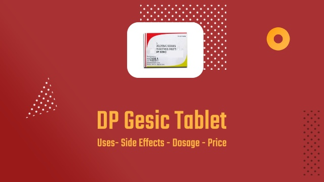 dp gesic tablet