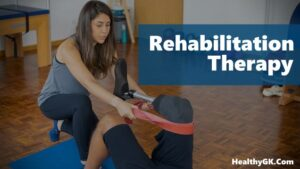 Rehabilitation Therapy in Hindi