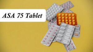 ASA 75 Tablet in hindi