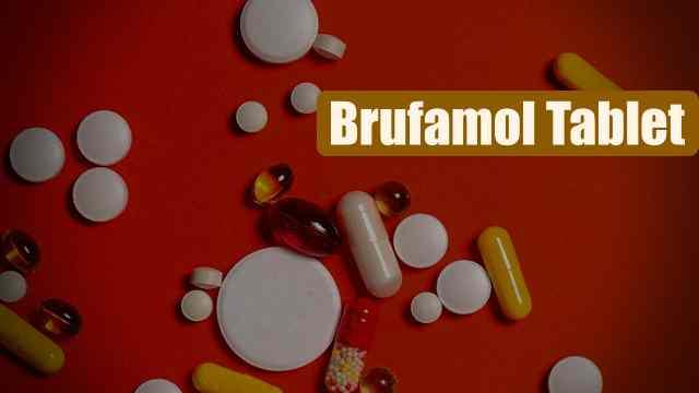 Brufamol Tablet