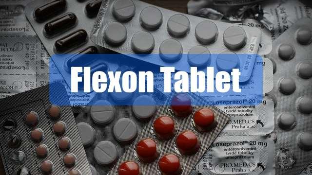 Flexon Tablet in hindi