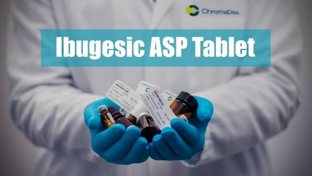 Ibugesic ASP Tablet