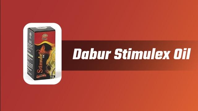 Dabur Stimulex Oil