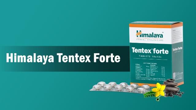 Himalaya tentex forte tablet