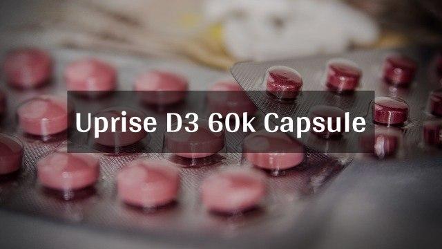Uprise D3 60k Capsule