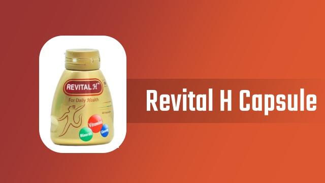 revital h capsule