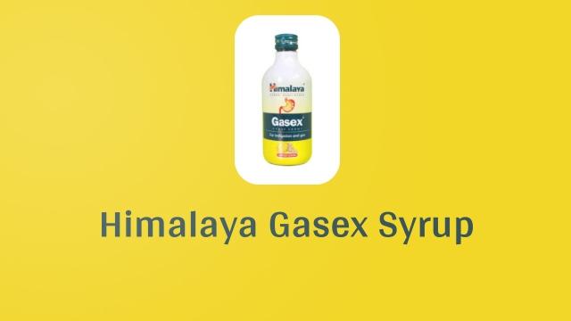 Himalaya Gasex Syrup