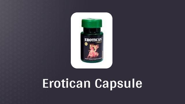 Erotican Capsule