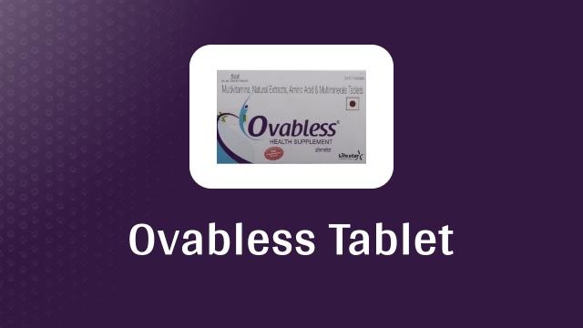 Ovabless Tablet
