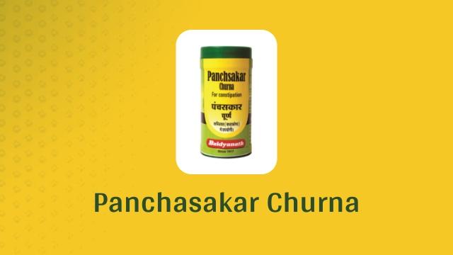 Panchasakar Churna