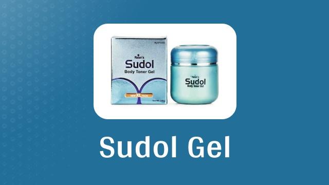 Sudol Gel