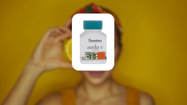 Himalaya Aamlki Tablet